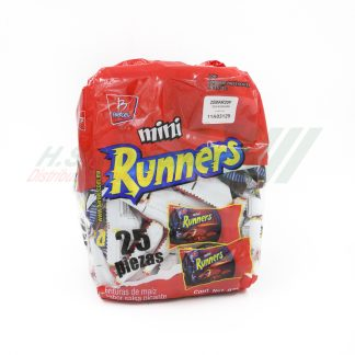 Barcel MINI RUNNERS 25 pzas